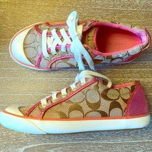Coach | size 6 sneakers